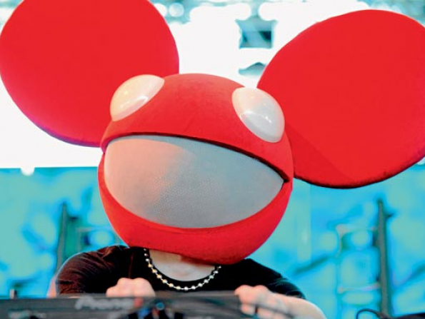 Deadmau5 in Doha