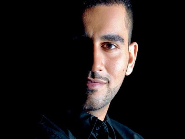DJ Bliss in Doha