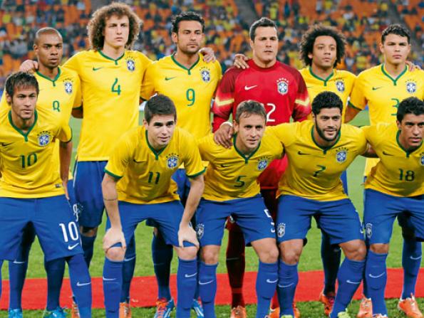 Group A: Brazil