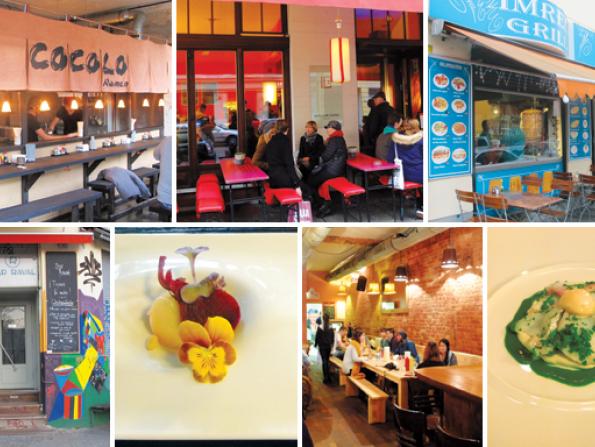 Berlin's best restaurants