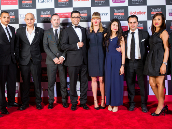 Time Out Restaurant Awards 2017: Red carpet – pictures