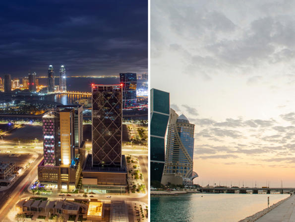 Where to stay in Doha with kids