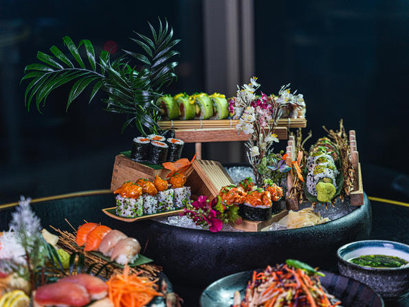 Zengo is back and has a sensational sushi night every Wednesday