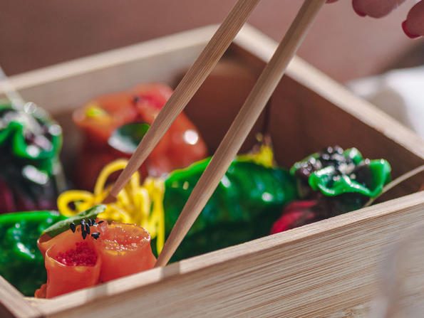 Doha's Deli Kitchen launches Asian set menu offer