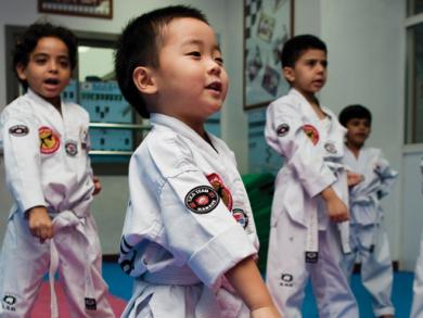 Martial arts in Doha