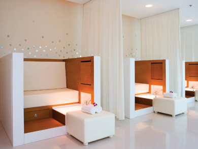 Doha spa review