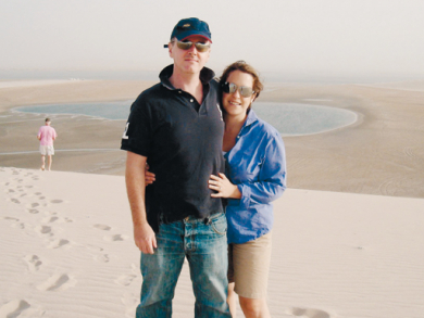 South African expats in Doha