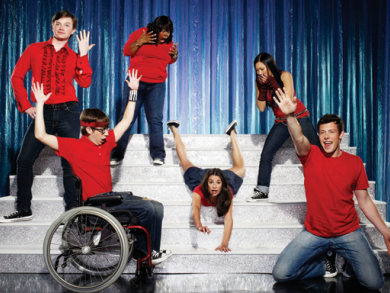 Glee Cast music review