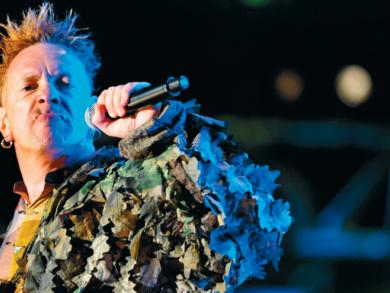 John Lydon interview