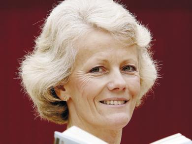 Sally Grindley visits Doha