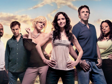 Weeds series six on OSN