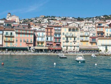 Time Out Côte d'Azur guide