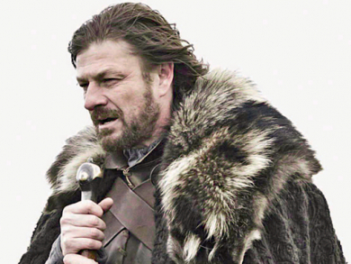 Sean Bean's Game of Thrones