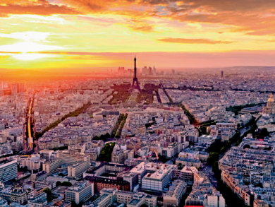 Paris: Is it just for lovers?