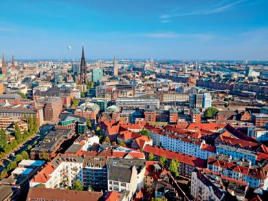 Munich v Hamburg