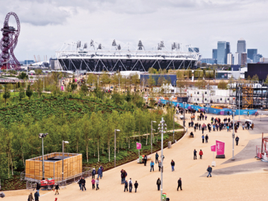 London Olympic city break