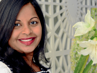 Doha author Mohanalakshmi Rajakumar on love
