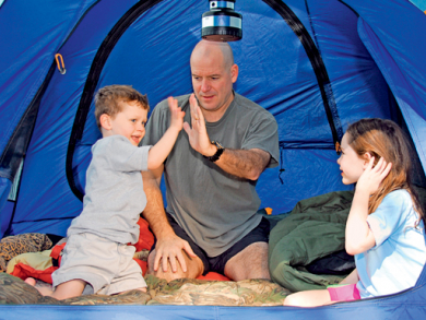 Camping in Doha tips