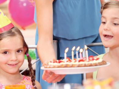 Kids' parties in Doha