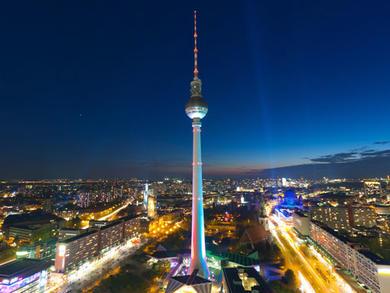 Berlin area guide