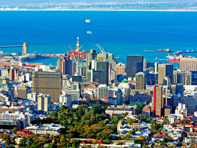 Cape Town area guide