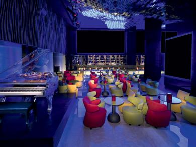 Doha ladies' night itinerary