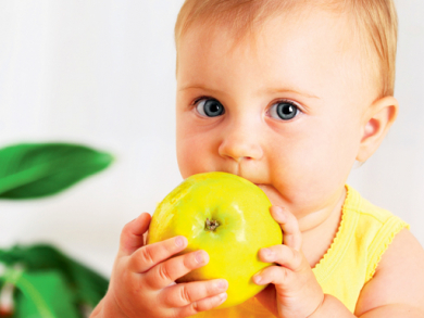 The importance of good nutrition for kids