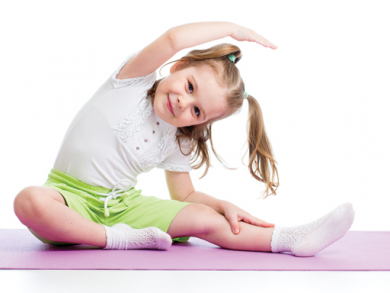 Exercise for kids in Doha