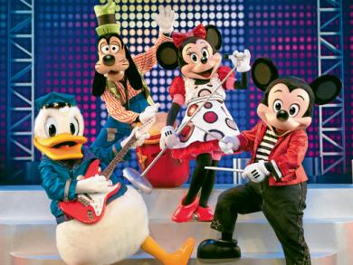 Disney Live! In Doha