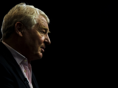 Under the skin with Paddy Ashdown