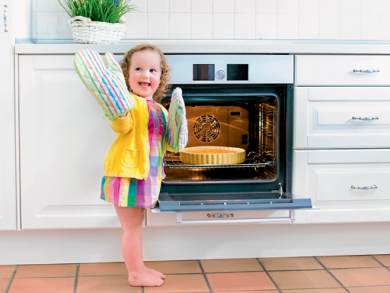 Cookery classes for kids