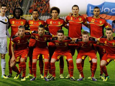 Group H: Belgium