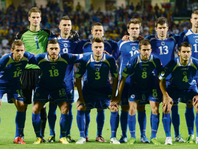 Group F: Bosnia and Herzegovina