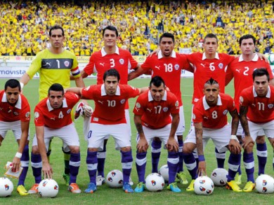 Group B: Chile