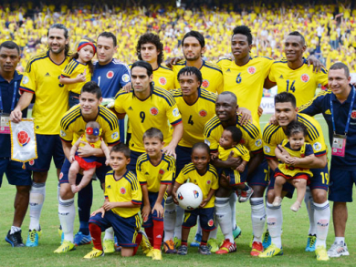 Group C: Colombia
