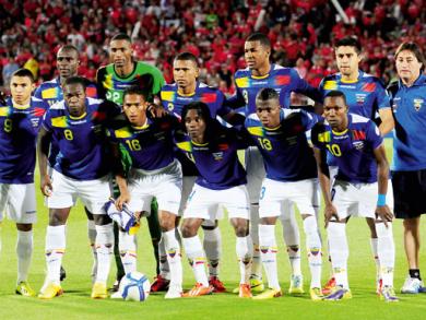 Group E: Ecuador