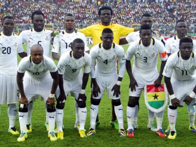 Group G: Ghana