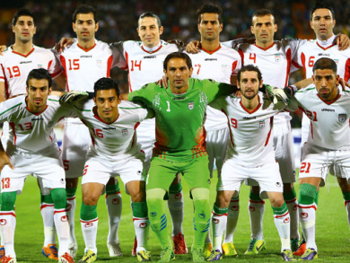 Group F: Iran