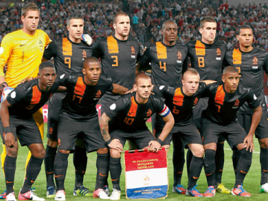 Group B: Netherlands