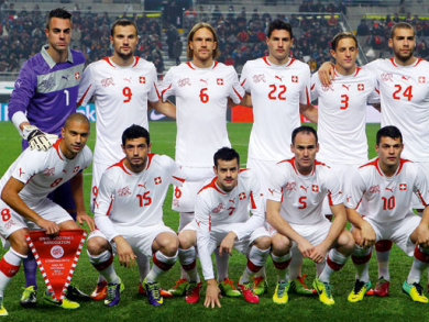 Group E: Switzerland