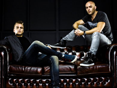 Showtek in the hot seat