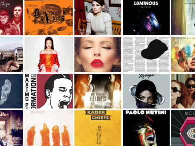 The best albums of 2014 (so far)