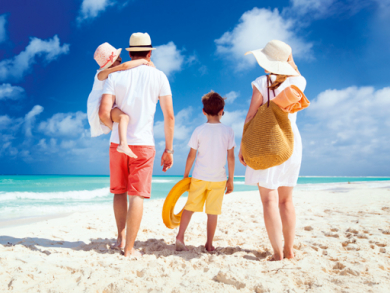 Five tips for stress-free travel with kids