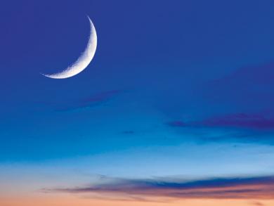 Ramadan fasting map