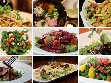 10 best salads in Doha