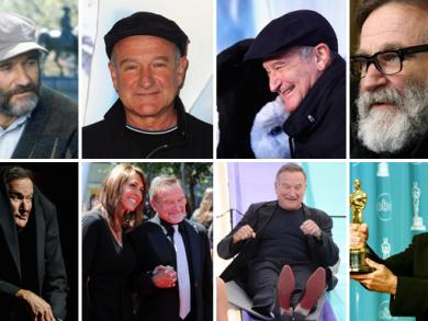 Rest in peace, Robin Williams
