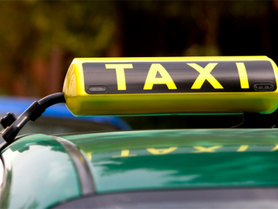 Tamper-proof taxis
