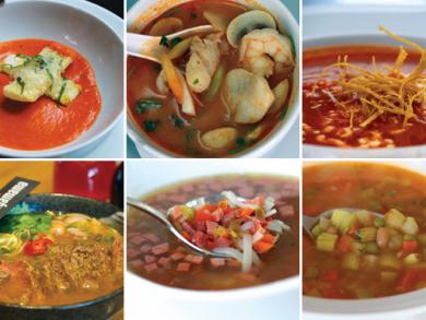 Best soups in Doha
