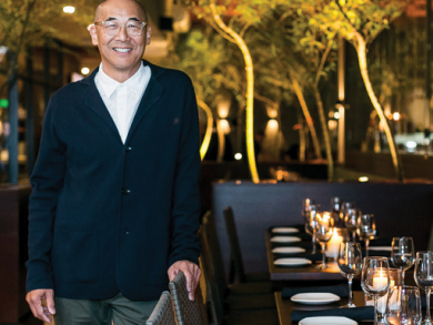 Philip Chiang talks P.F. Chang's in Doha