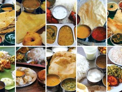 10 best thali in Doha